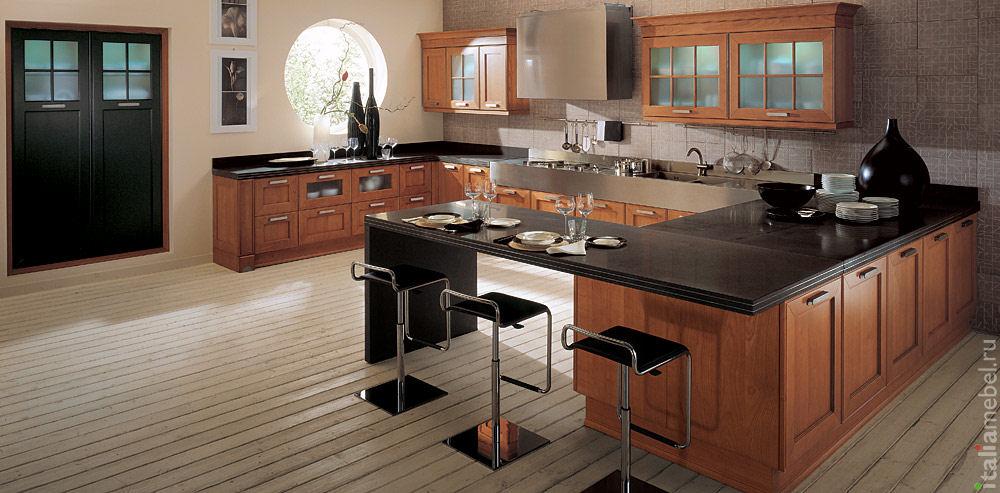 Каталог мебели - Итальянские кухни Tomassi Cucine, Jumbo Collection, Aster Cu...