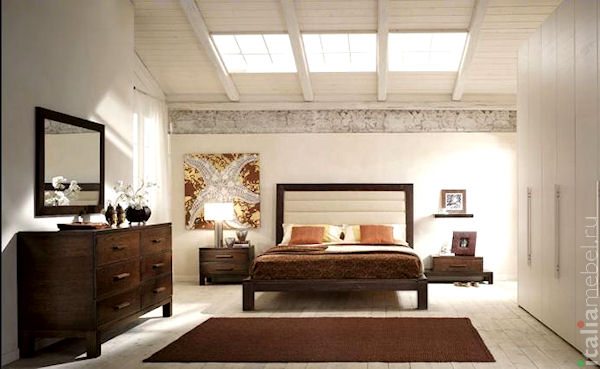 Forum Arredamento.it •camera letto moderna in legno massello