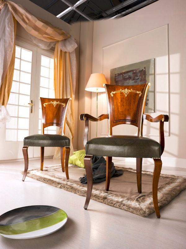 Гостиные и столовые bello sedie кресло
