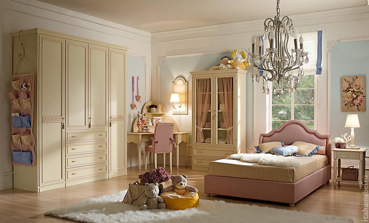 buy popular 4ea5c f9b51 Каталог мебели Ferretti e Ferretti - детские из Италии